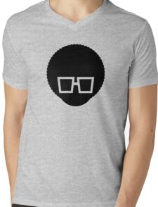 Party Icon - Face Mens V-Neck T-Shirt