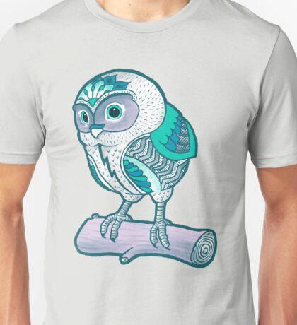 Mandala Owlet Unisex T-Shirt