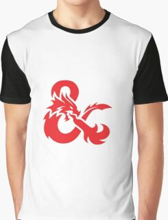 D&D Graphic T-Shirt