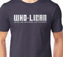 Who-ligan Unisex T-Shirt