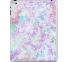 Psychedelic Watercolor - Butterfly iPad Case/Skin