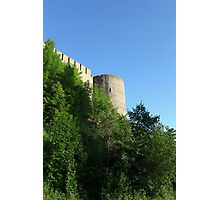 fortification on the high banks Photographic Print