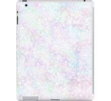 Psychedelic Watercolor - Tumble Planet iPad Case/Skin