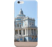 View Sliding Hill Palace in Oranienbaum iPhone Case/Skin