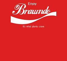 Brawndo the Thirst Mutilator. Unisex T-Shirt