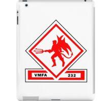 Marine Fighter Attack Squadron 232 Insignia  iPad Case/Skin