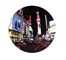 NYC - Times Square Photographic Print