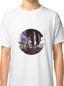 NYC - Times Square Classic T-Shirt