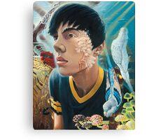 The Psychonaut Canvas Print
