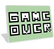 Game Over Laptop Skin