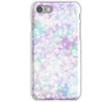 Psychedelic Watercolor - Azalea iPhone Case/Skin