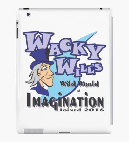 WACKY WILL'S iPad Case/Skin