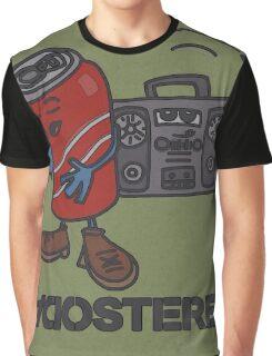 Soda Stereo Graphic T-Shirt
