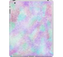 Psychedelic Watercolor - Tumble Planets iPad Case/Skin