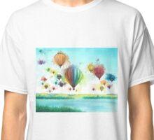 Balloon Explosion Classic T-Shirt