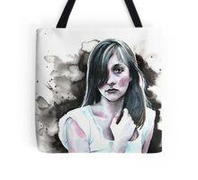 Water Girl Tote Bag