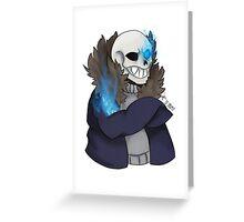 Sansy boy Greeting Card