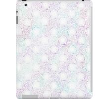 Psychedelic Watercolor - DP Flower iPad Case/Skin