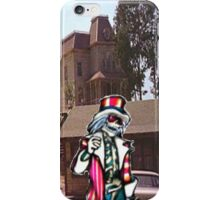 Welcome to the Mars Hotel iPhone Case/Skin
