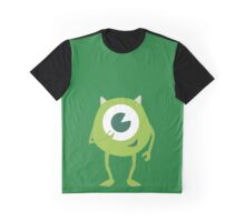 Mike Wazowski Graphic T-Shirt