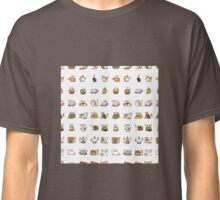 Neko Atsume Collage Classic T-Shirt