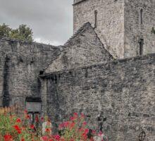 Muckross Abbey - Killarney - County Kerry - Ireland Sticker