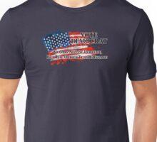 Vintage Vote Democrat, The Other Side Is Insane Unisex T-Shirt