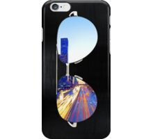Mirrored city  iPhone Case/Skin