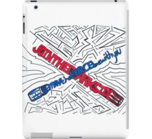 Star Wars Lightsaber Drawing iPad Case/Skin