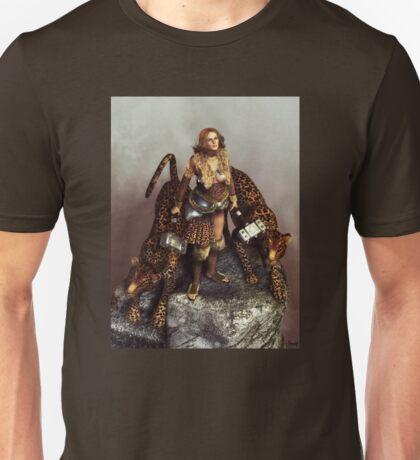 Warrior version 2 Unisex T-Shirt