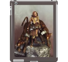 Warrior version 2 iPad Case/Skin