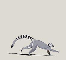 Lemur Exit by bindertwine