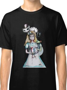 The pool of tears (collaboration) Classic T-Shirt