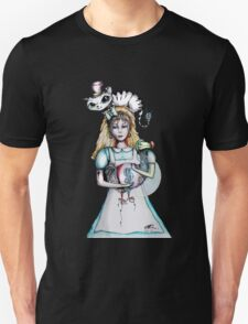 The pool of tears (collaboration) Unisex T-Shirt