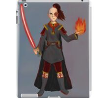 Darth Zuko iPad Case/Skin