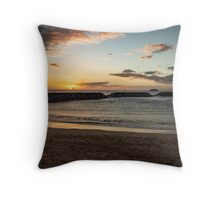 Magic Island Runway 2 Throw Pillow