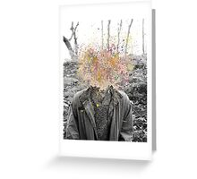 Where Is My Mind Greeting Card