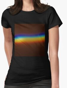through the light Womens Fitted T-Shirt