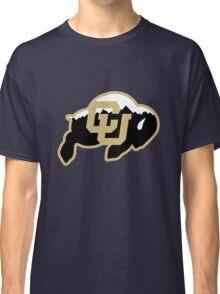 University of Colorado Boulder (mountains) Classic T-Shirt