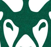 Colorado State University (felt) Sticker