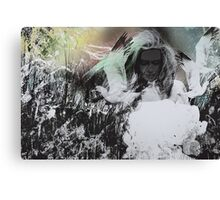 Dark princess Canvas Print