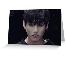 BTS Jungkook 4 Greeting Card
