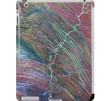 Reading the Alphabet From Space iPad Case/Skin