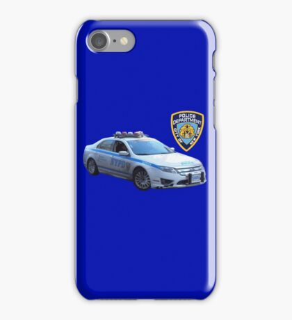 NYPD 1 iPhone Case/Skin