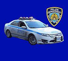 NYPD 1 Photographic Print