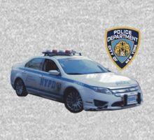NYPD 1 Kids Tee