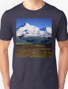 Mt. Shasta Graphic Unisex T-Shirt