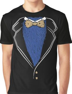 Cookie Formal tux shirt Graphic T-Shirt