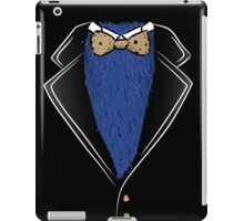Cookie Formal tux shirt iPad Case/Skin