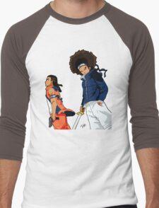 Huey & Riley: The Ninja Way Men's Baseball ¾ T-Shirt